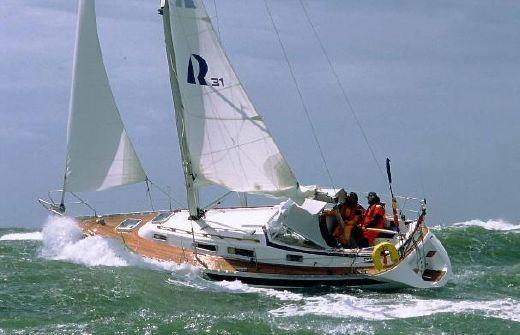 2004 Hallberg-Rassy 31
