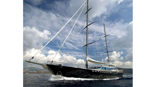2008 Steel Sailing Yacht