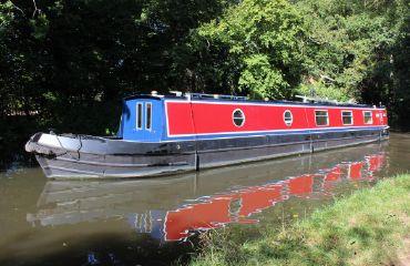 2001 Narrowboat 56' Ledgard Bridge Boat Ltd