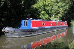 2001 Narrowboat 56' Ledgard Bridge Boat Ltd