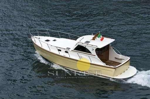 2008 Cantieri Estensi 360 Goldstar