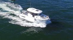 2016 Jeanneau Merry Fisher 855 Marlin