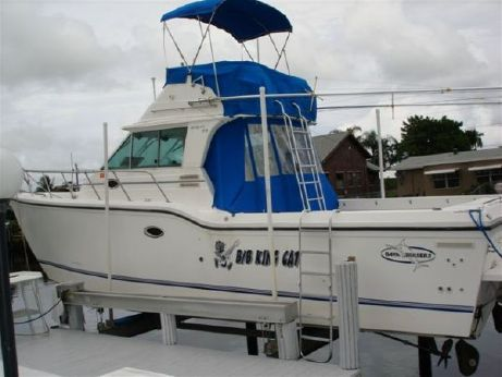2003 Baha King Cat Flybridge