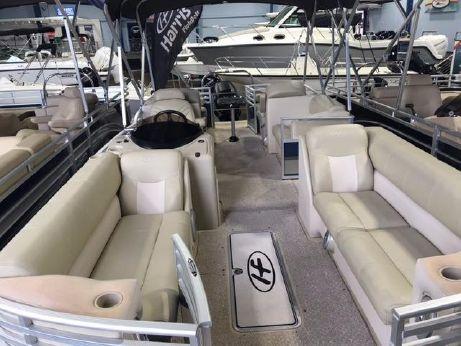 2012 Harris Flotebote 230 Solstice