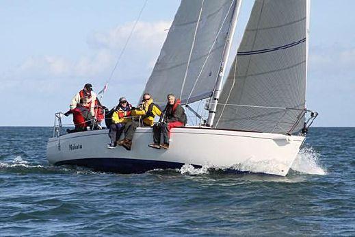 2000 J Boats J/92