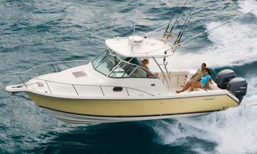 2007 Pursuit OS 285 Offshore