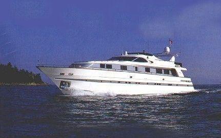 2000 Custom Motor Yacht
