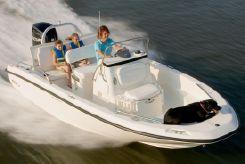 2014 Boston Whaler 180 Dauntless 150 HP Verado