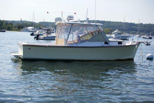 2008 Fortier 26 Custom Hardtop
