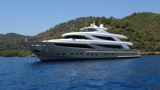 2011 Epoxy Mahogany Megayacht 41m 1508.8