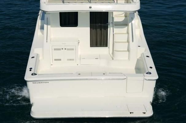 photo of 45' Silverton 45 Convertible