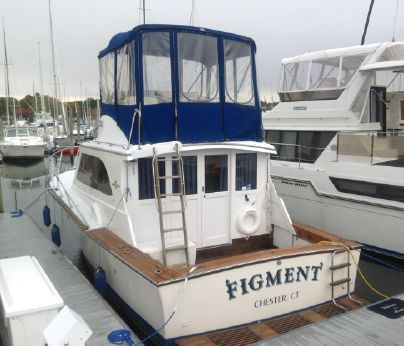 1976 Egg Harbor 33 Sportfisherman