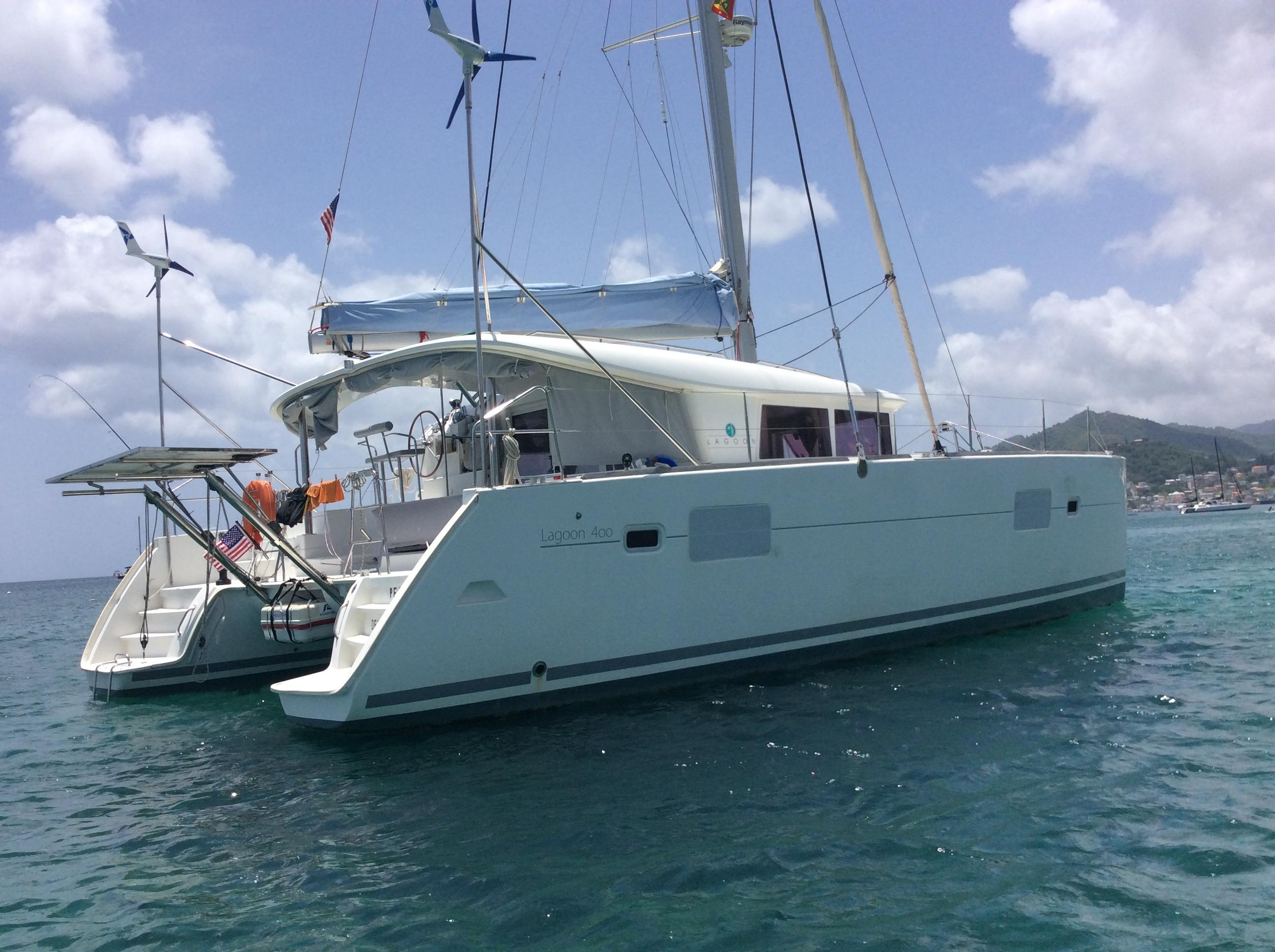 2010 Lagoon 400 Owner Version Sail Boat For Sale Www