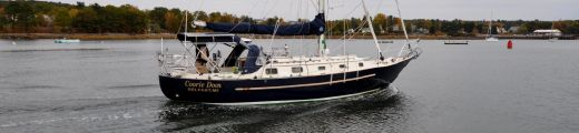 1994 Pacific Seacraft 34