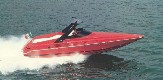 1990 Riva 32