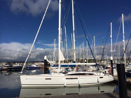 2016 Jeanneau yacht 53