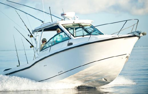 2016 Boston Whaler 285 Conquest