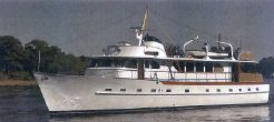 1964 Broward 76 Motoryacht
