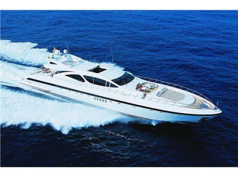 2007 Overmarine Mangusta 130