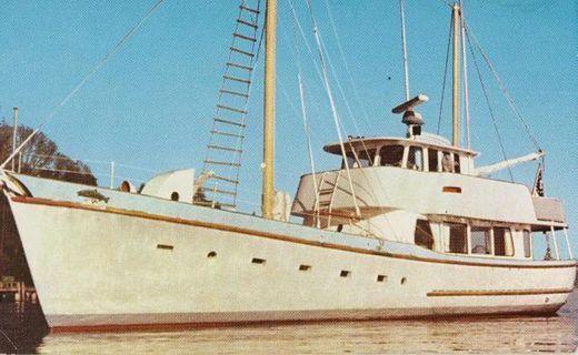 1958 Custom Vic Franck Pilothouse