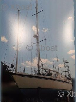 1987 Siltala Nauticat 35