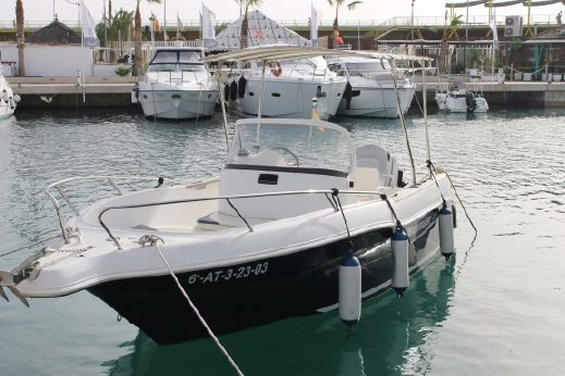 2003 Quicksilver 630