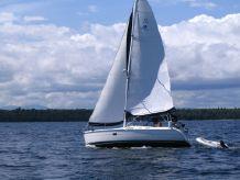 2003 Hunter 356