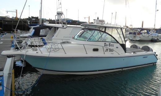 2010 Pursuit OS 285 Offshore