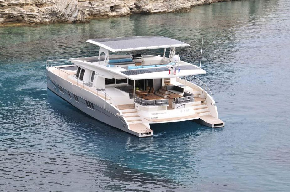 2016 Silent Yachts Solar Wave 64 Power Boat For Sale - www