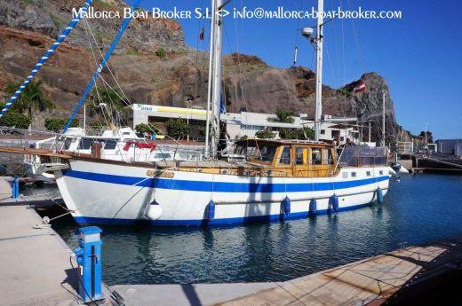 1976 Faenoe 47 Classic Sail