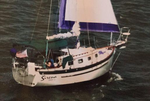 1996 Pacific Seacraft Dana