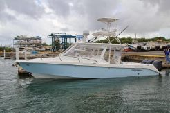 2012 Everglades 350LX Express