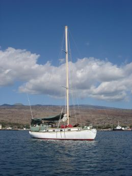 1979 Cape George 31 Cutter