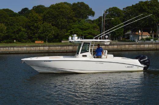 2011 Boston Whaler 320 Outrage Warranty