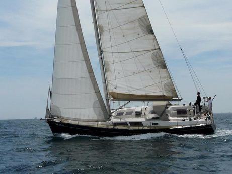 2008 Hanse 470 E