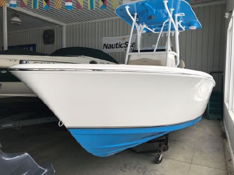 2017 Nauticstar 2302 Legacy