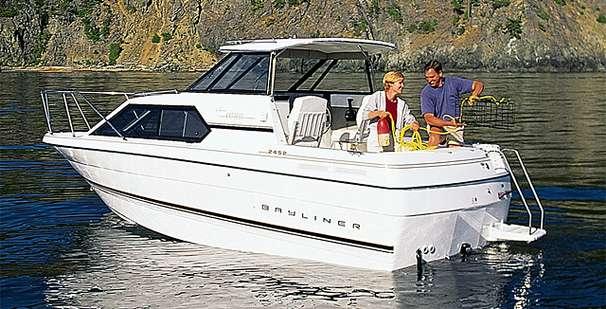 Bayliner 2452 Ciera Express For Sale Yachtworld Uk