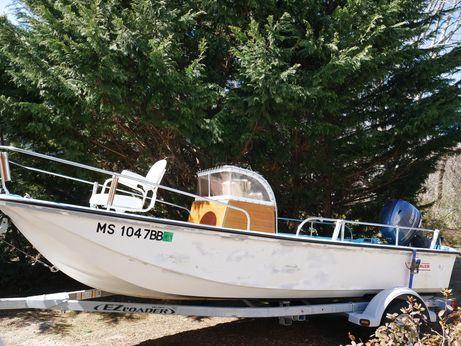 1963 Boston Whaler 17