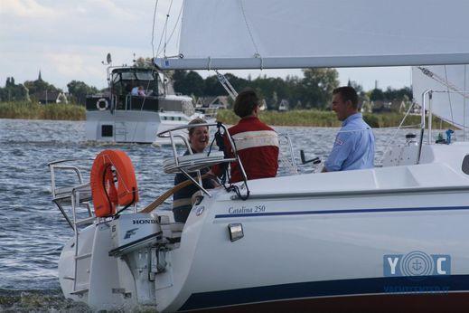 2007 Catalina Yachts 250 Wingkeel