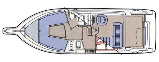 1994 Bayliner 2655 Ciera Sunbridge