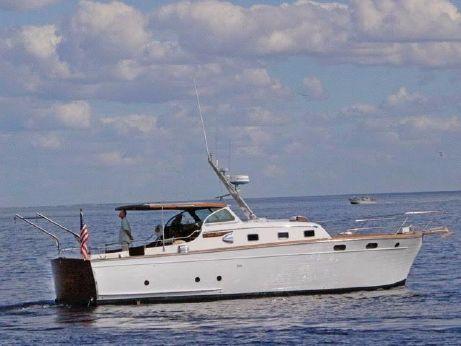 1952 Chris Craft Commander Express Cruiser