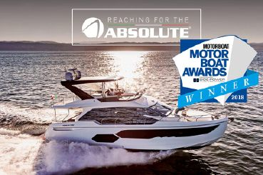 2018 Absolute 58 FLY