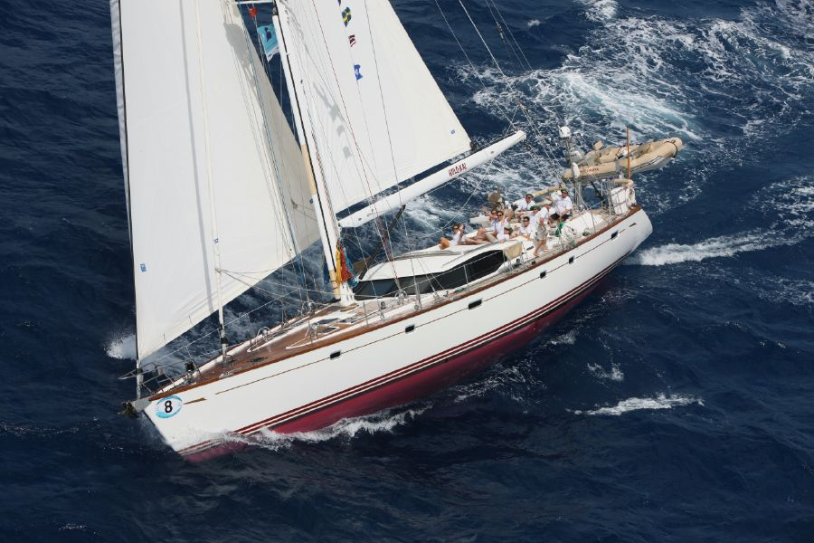 Oyster 72 Sailing Yacht for sale in Marina Del Rey