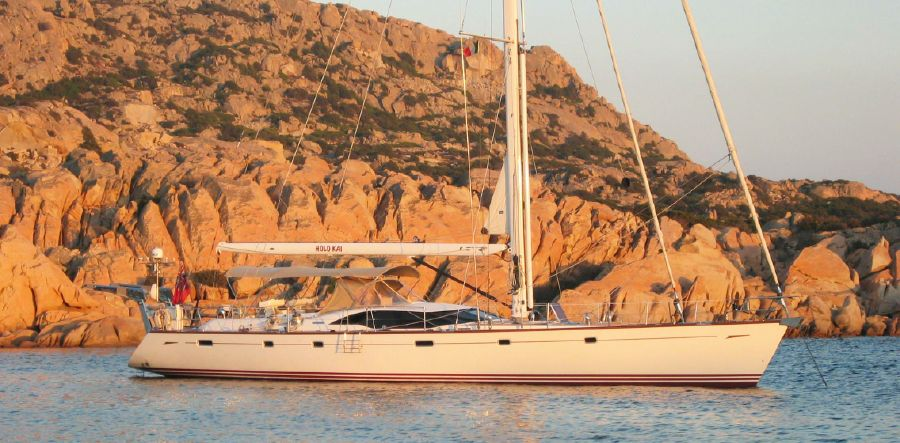 Oyster 72 Sailing Yacht for sale in Los Angeles