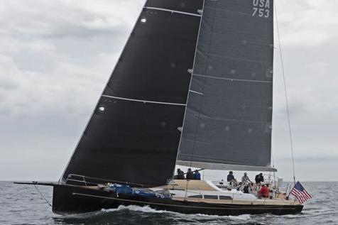 2017 Hinckley Bermuda 50