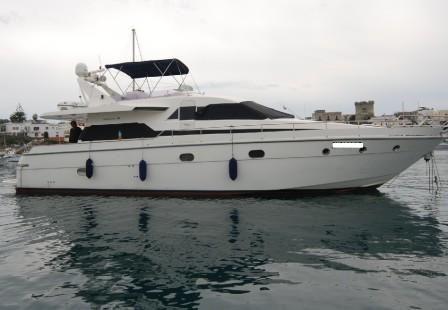 1991 Partenautica 55