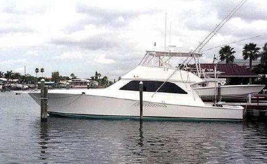 1999 Viking Yachts 55 Convertible