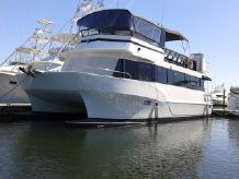 1998 Custom Nustar Catamaran