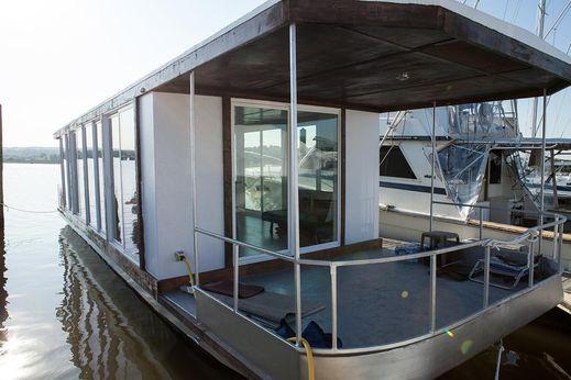 2012 Metro Ship 42 Houseboat