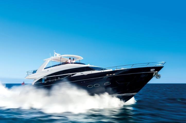 2017 Princess 88 Motor Yacht Power Boat For Sale Www